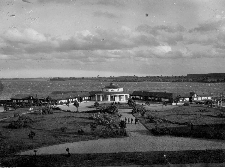 Ośrodek Wypoczynkowy łazienki Powidz 1927 Rok Stare